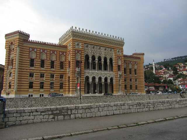 municipio di Sarajevo